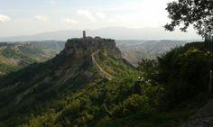 Civita di Bagnoregio #view