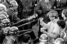 Vietnam War Protest 1967 - The Flower Children