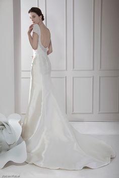 Vestido de Novia ODALIS espalda.  #SoyInnovia