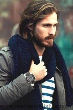 Enjoyable Men With Long Hair Long Hair And Factors On Pinterest Short Hairstyles Gunalazisus