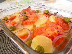 Que tal um almoço um pouco mais light? Pra quem curte peixe, conheça o Filé de Merluza á Portuguesa..verdadeiro sucesso aqui nas paradas! #nacozinhasozinho #receita #fish
