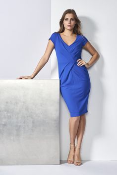 One Shoulder, Shoulder Dress, Scarlet, Dresses For Work, Elegant, Fashion, Classy, Moda, Fashion Styles