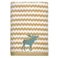 Moose Hand Towel (Set of 2)