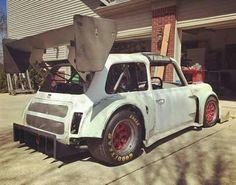 Monster Mini Cooper S, Mini Cooper Classic, Classic Mini, Classic Cars, Minis, Bike Engine, Mini Clubman, Modified Cars, Small Cars