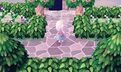 Tu auras besoin de: _cèdre _buissons normaux _muguet( fleur de jacob) _lys rose _pommier _le sol de votre choix.