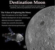 destination moon, return to the moon, u.s. politics, moon return, scientists petition us congress, chang'e 3, china moon mission, destination moon petition