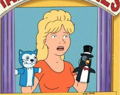 Brittany lends her voice as Luanne in King of the Hill