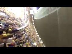 Torcida grita 'fora Dilma' durante jogo do Brasil x Uruguai