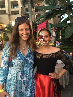 Follow the link for #BrittanysTravels recap of her fantastic experience celebrating Día De Los Muertos during her visit to Villa del Palmar Puerto Vallarta! 😃  #MyUVCI #Mexico #BeachResort #TravelTrendsetters #DiaDeLosMuertos #VDP #PuertoVallarta