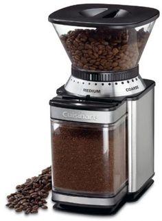 Automatic Coffee Grinder Mill Supreme Grind Cuisinart Burr Spice Bean Black New | Home & Garden, Kitchen, Dining & Bar, Small Kitchen Appliances | eBay!