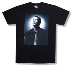"DRAKE - ""B&W PHOTO"" AWAY FROM HOME TOUR 2010 T-SHIRT - NEW ADULT SMALL S"