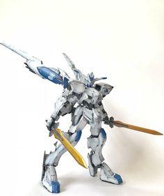 Gundam Bael, Spaceship, Sci Fi, Iron, Studio, Model, Space Ship, Science Fiction, Spacecraft