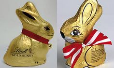 European court tells Austria to solve Lindt chocolate bunny trademark battle | Business | The Guardian