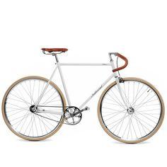 Rennrad Racer Weiß L, 415€, jetzt auf Fab.