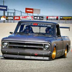 PRO TOURING C10 IS LS SWAPPED