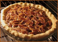 PLANTATION PECAN PIE - Goodness knows there are hundreds of variations of this Southern favorite. This recipe came from a plantation in the Deep South and it's my favorite. If you're craving something sweet and Southern, honey this is it. Load it up with a scoop of ice cream if you dare – it'll knock their socks right into next week!