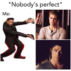 Damon, salvatore, and Stefan,Salvatore❤️ Vampire Diaries Memes, Vampire Diaries Damon, Serie The Vampire Diaries, Ian Somerhalder Vampire Diaries, Vampire Diaries Wallpaper, Vampire Daries, Vampire Diaries The Originals, Estefan Salvatore, Daimon Salvatore