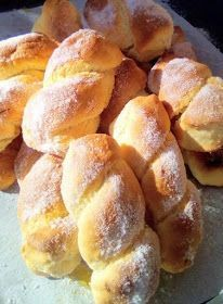 Greek Sweets, Greek Desserts, Greek Recipes, Cookbook Recipes, Sweets Recipes, Cooking Recipes, Greek Cookies, Yummy Cookies, Greek Cake
