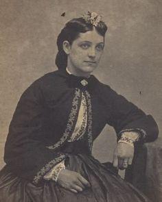 Zouave jacket  Garibaldi shirt civil war era fashion