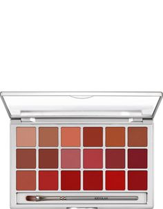 Lip Rouge Sheer Palette 18 Colori | Kryolan - Professional Make-up