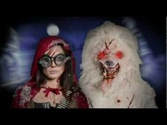 Season 1 finale Twisted Tales - Tate's Post-Apocalyptic Red Riding Hood. The arctic werewolf is bad ass !