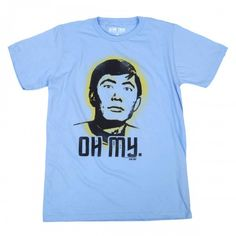 Star Trek Sulu Oh My T-Shirt | Star Trek Shop