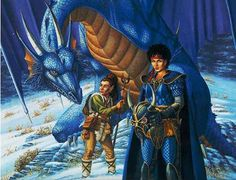 Dragonlance Chronicles Volume 2: Dragons of Winter Night by Margaret Weis & Tracy Hickman