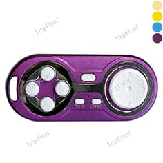 Mini Portable Bluetooth V3.0 Gamepad Multifunction Controller Keychain for Android IOS EVG-377958