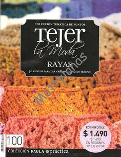crochet - other languages Knitting Books, Crochet Books, Knitting Stitches, Easy Crochet, Knit Crochet, Stitch Book, Crochet Magazine, Pattern Books, Crochet Patterns
