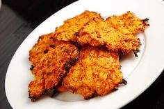 Sweet Potato Fritters Recipe – 3 Points   - LaaLoosh