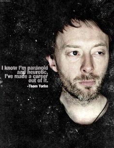 Thom Yorke Quotes #Best