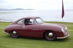 1949 Porsche 356/2 Coupe