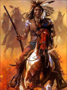 Want to learn more about Native American Indians warriors? Read our guide for facts and info on the Native American warrior culture… Native American Horses, Native American Warrior, Native American Paintings, Native American Pictures, Native American Beauty, American Indian Art, Native American History, American Indians, American Women