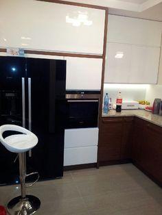 Kuchnia - realizacja wg. projektu Julka MG Projekt  #kitchen #kuchnia #julka #dom #interior2014 #2014 #mgprojekt