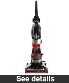 BISSELL 1332 CleanView Plus Rewind Bagless Upright Vacuum