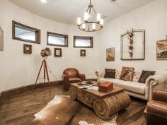 Cigar Lounge by Bella Vita Custom Homes  http://www.livingbellavita.com/cognac-lounges-and-wine-cellars-photo-gallery
