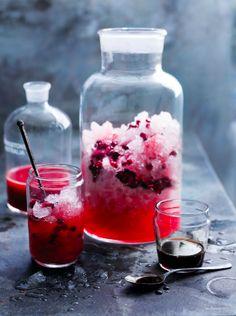 Pomegranate & Blood Orange Punch