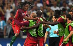 Renato Sanches, Portugal - Euro2016