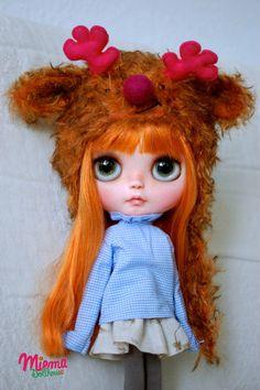 Miema Dollhouse custom DOLL