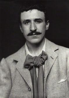 James Craig Annan, Charles Rennie Mackintosh, ca. 1893