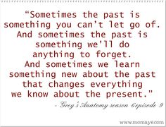 Momaye's Diary: Daily Inspiration: The Past