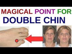 ACUPRESSURE POINTS For FACELIFT /Acupressure FACE LIFT /Acupressure Points For DOUBLE CHIN/ FACE FAT