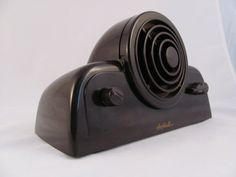 Amplicall Bakelite Intercom Station - 1947    All the bells and whistles you could want in a great deco design. This intercom looks like it is