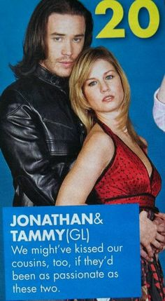 GL Jonathan and Tammy