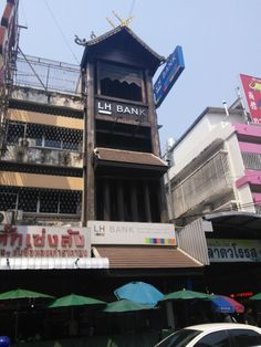I'd bank there Chiang Mai, Broadway Shows, Buildings, Architecture, City, Arquitetura, Architecture Illustrations, Cities, Architects