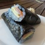 delicious low carb sushi rolls