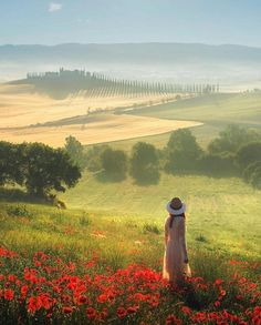 ideas landscape pictures tuscany italy for 2019 Under The Tuscan Sun, Beautiful World, Beautiful Places, Beautiful Pictures, Amazing Photos, Wonderful Places, Landscape Pictures, Landscape Paintings, Ed Wallpaper