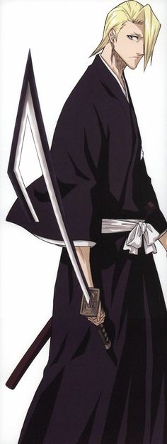 Izuru Kira (吉良 イヅル, Kira Izuru) is the lieutenant of the 3rd Division in the Gotei 13, formerly under Captain Gin Ichimaru and currently under Captain Rōjūrō Ōtoribashi.