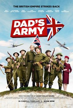 Dad's Army Movie!! Hilarious and many Laff till you cry moments!! Friday afternoon double Birthday treats for my hubby and dad as their birthdays are the 3rd and 4th of Feb. Two sofa's at The Electric Cinema Birmingham with all the trimmings. Excellent Viewing and will watch again. Great British Humour, no smut or foul. Top Marks