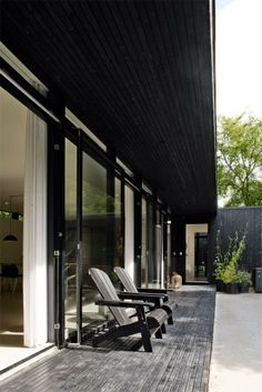 Sommerhus - terrasse